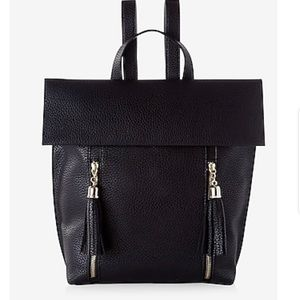 Express Pebbled Leather Backpack